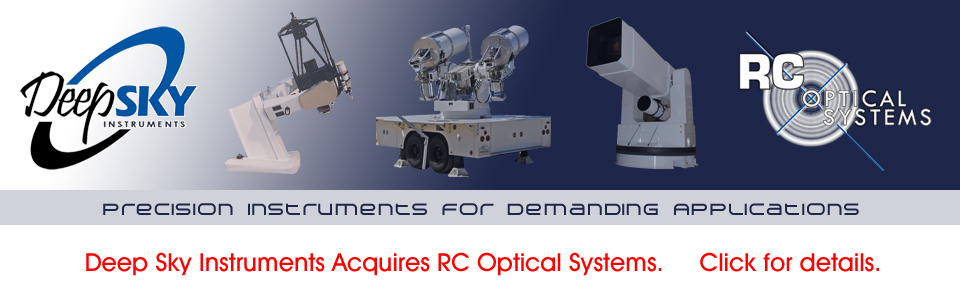 RC Optical Systems - Home